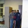 Dogovaranje plana rada, Mato 9a3sm (okrenut leđima), Boris 9a2jy i ja