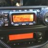 9A5BDD Yaesu FT-857d mobile setup 1