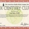 9A9SS ARRL DXCC Diploma